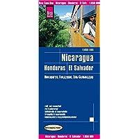 Nicaragua and Honduras and El Salvador 2018