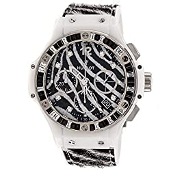 Big Bang Mechanical Black Dial Watch