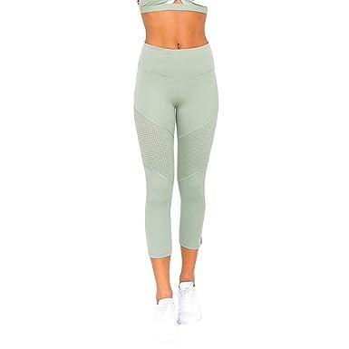 Leggings Deporte Mujer Push Up Chandal Yoga Running Hip Hop Color ...