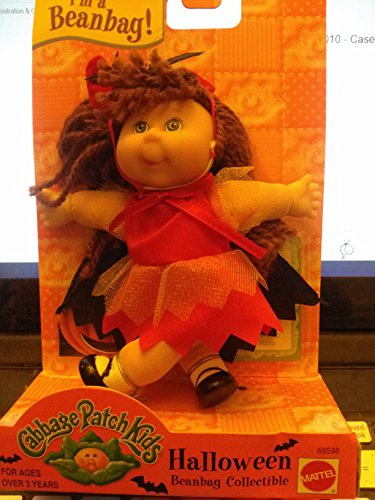 Cabbage patch kids piper uma Halloween Beanbag (Cabbage Patch Kids Halloween)