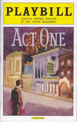 [Brand New Color Cover Playbill from