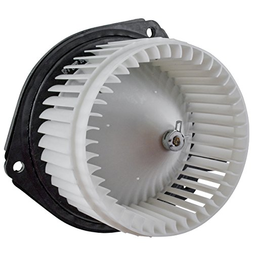A/C Heater Blower Motor w/Fan Cage 8890187470 for Isuzu Saab Buick Chevy Olds (2003 Chevy Trailblazer Blower Motor Not Working)