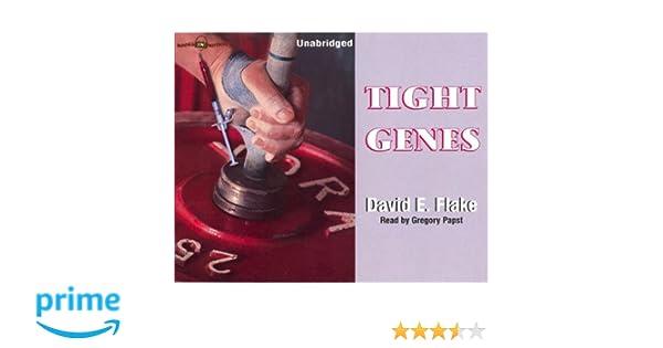 Tight Genes (David E. Flake Mystery Series Book 1)