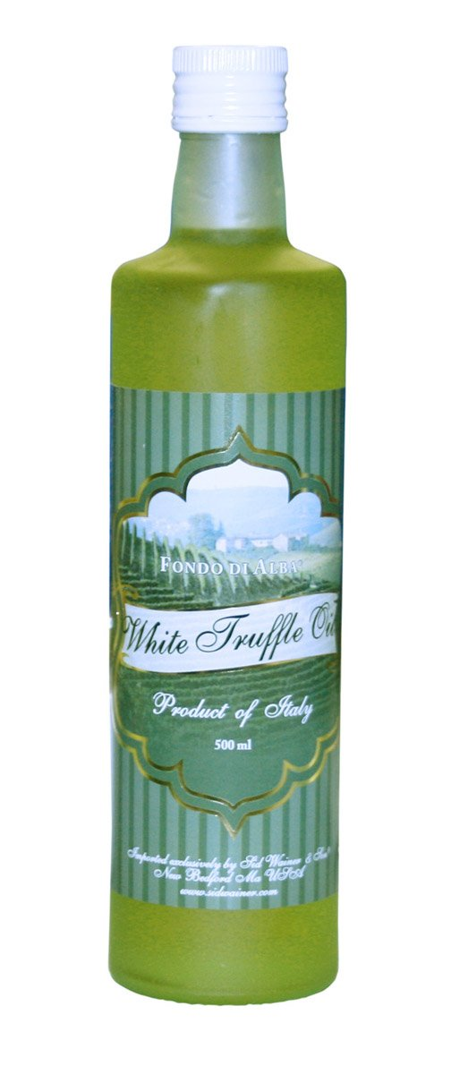 Fondo di Alba White Truffle Oil, 16.9 Fl Oz