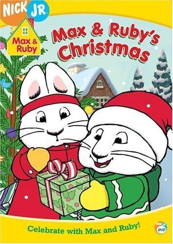 Max & Ruby: Max & Ruby's Christmas: Jamie Watson, Samantha