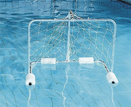 Swimming Pool Accessory Fun Playing Games Aqua Water Polo Floating Goal by - Water Goal Polo Floating