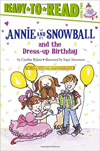 Annie and Snowball and the Dress-up -