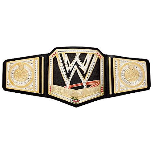 carina modellazione duratura prezzi di sdoganamento Amazon.com: WWE Champion Belt: Clothing