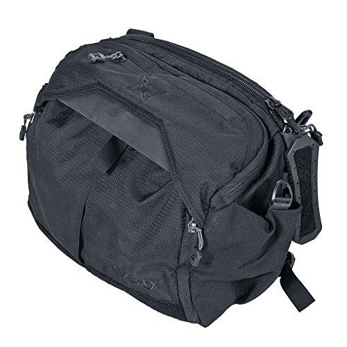 F1VTX5000SMGNA F1 Vtx5000 SMG NA Vertx EDC Satchel Single Sling Pack - Smoke - Bag Messenger Vertex