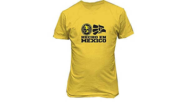 Club America Camisa Liga MX aguilas del america Tshirt Hecho en mexico at Amazon Mens Clothing store: