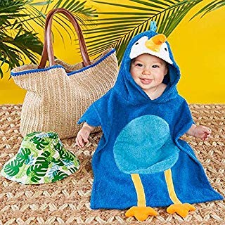 Baby Aspen Tropical Four Piece Gift Set with Raffia Tote for Mom, ()