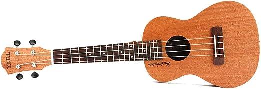 Ukelele ukelele ukelele ukelele guitarra pequeña de 21 pulgadas ...