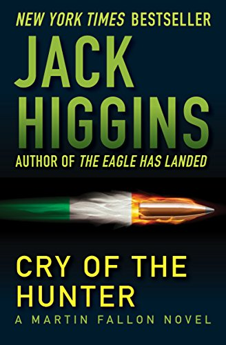 Cry of the Hunter (The Martin Fallon Novels) cover