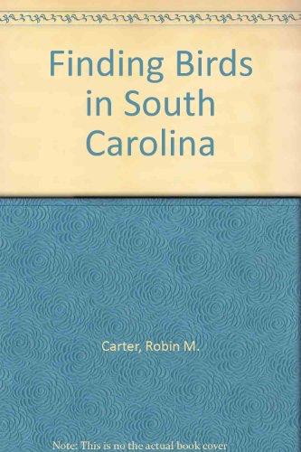 Finding Birds in South Carolina