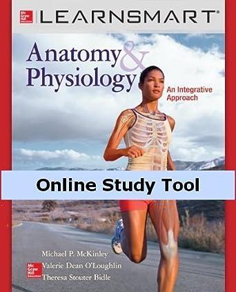 Amazon.com: LearnSmart for Anatomy & Physiology: An Integrative ...