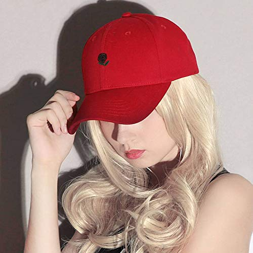 ZSOLOZ Baseball Caps New Fashion Men Baseball Cap Fitted Hats For Women Adjustable Cap Dad Hat WomenS Snapback Hat