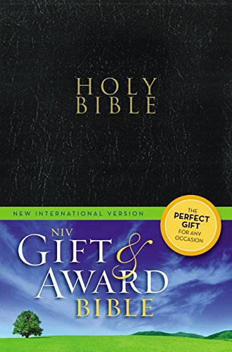 Niv Gift (Gift and Award Bible-NIV)