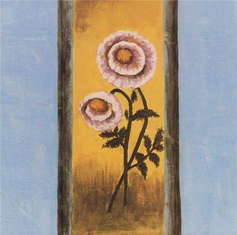Oil Painting 'Flowers', 8 x 8 inch / 20 x 20 cm , on High Definition HD canvas prints is for Gifts And Gym, Home Office And Powder Room Decoration, fast