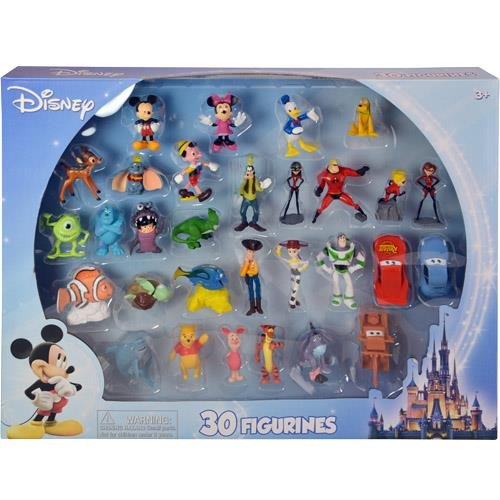 Disney 30 Figurines +