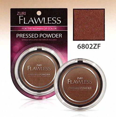 Zuri Flawless Pressed Powder - Nuit