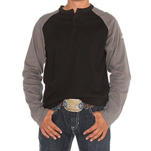 rasco-fr-mens-rasco-grey-black-henley-flame-resistant-t-shirt-xl-mulitcolor