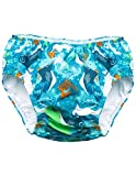 SunBusters Boy's Reusable Swim Diapers, UPF 50+ Sun Protection