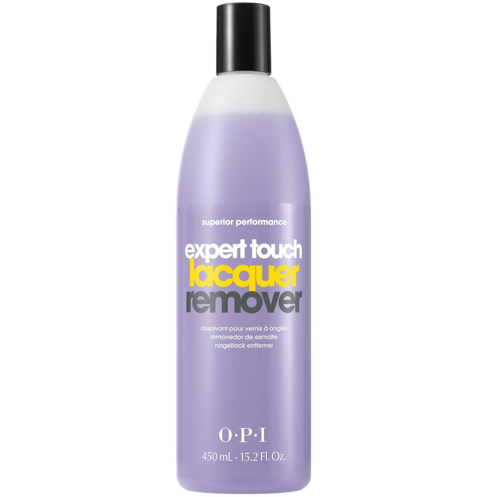 OPI Expert Touch Lacquer Remover for Women-16-Ounce AL416
