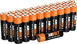 28 Pack AA Batteries [Ultra Power] Premium LR6 Alkaline Battery 1.5 Volt Non Rechargeable Batteries for Watches Clocks Remotes Games Controllers Toys & Electronic Devices - 2027 Expiry Date (28 Pack)
