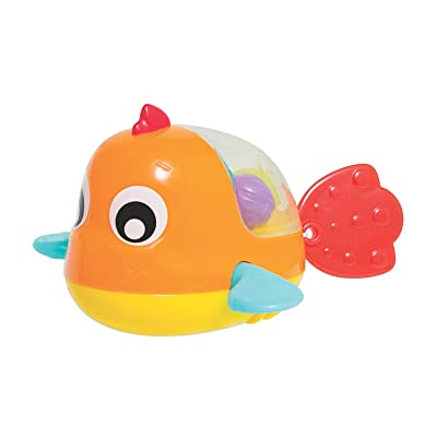 Playgro 4086377 Paddling Bath Fish for Baby Infant Toddler : Baby