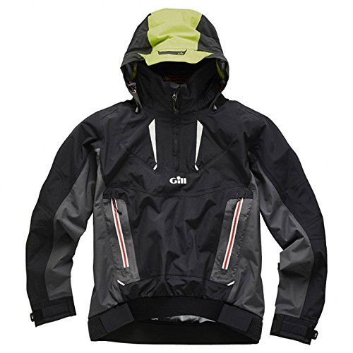 Gill Kb1 Racer Smock, Color: Graphite/Ash, Size: Xl (Kb13sgxl) by Gill