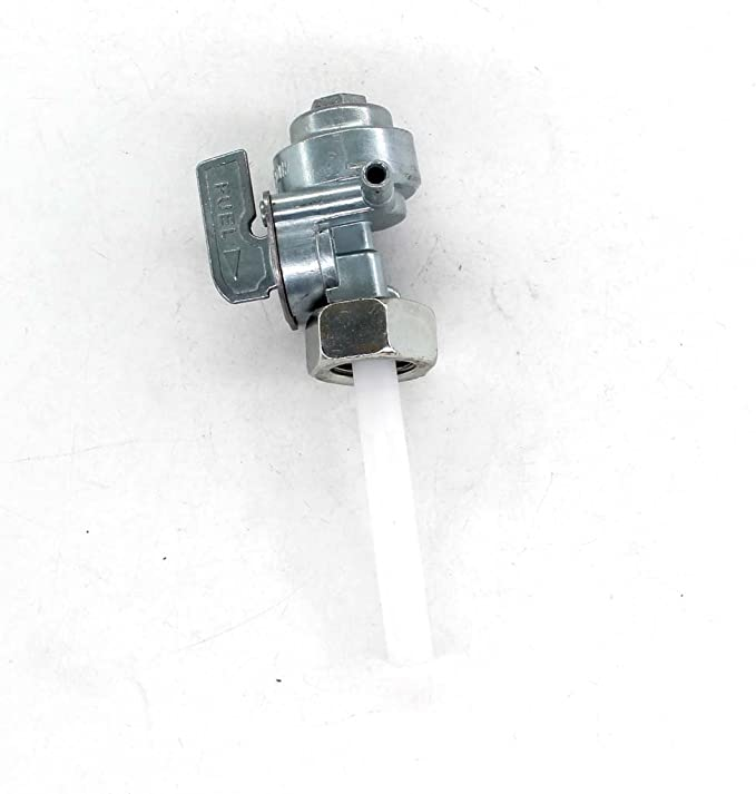 Gas Fuel Switch Valve Petcock for ETQ Harbor Freight /& Chicago Electric China-made Portable Gasoline Generator Replace 16950-168-00
