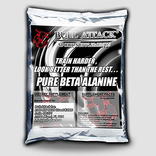 Beta Alanin - 250g Pulver Big Pack XL - Steigert Carnosin-Produktion, Kraft + Kraft-Ausdauer, Creatin Booster, Muskelaufbau, Beta Alanine in Premium Qualität