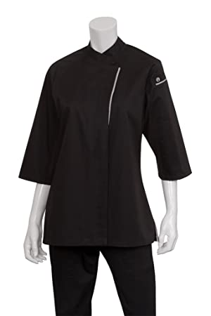 Chef Works Cool Vent Verona Womens Ladies Chef abrigo ...