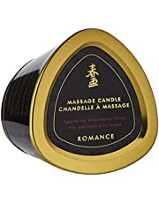 Shunga E25761 massagekaars Romance, aardbei