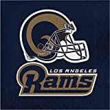 Los Angeles Rams Football Party Supply Pack! Bundle