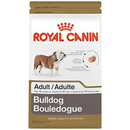 ROYAL CANIN BREED HEALTH NUTRITION Bulldog Adult dry dog food, 6-Pound by Royal Canin