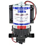 SHURflo 8005-292-139 Demand Pump - 1.1 gpm  45psi 1/2'' male ports 12VDC No Cord