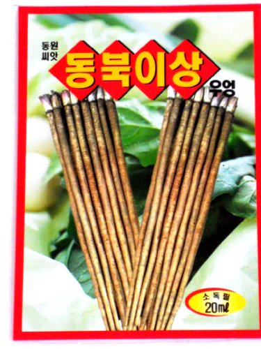 Burdock Seeds Korean 1pack