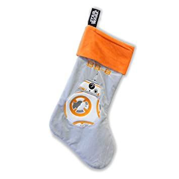 Star Wars Official BB-8 Christmas Stocking by GGS: Amazon.de: Küche ...