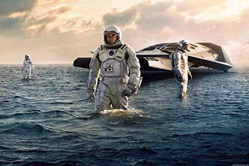 Interstellar Movie Poster Printing