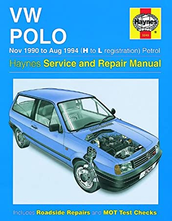 volkswagen polo repair manual haynes manual service manual workshop rh amazon co uk VW Polo 2001 VW Polo 1998