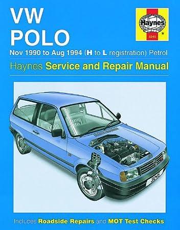 volkswagen polo repair manual haynes manual service manual workshop rh amazon co uk volkswagen polo owners manual vw polo service manual pdf