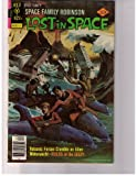 Space Family Robinson Lost in Space No. 54 Dec. 1977 (Volcanic Forces Crumble and Alien Waterworld--Riders of the Deep!)