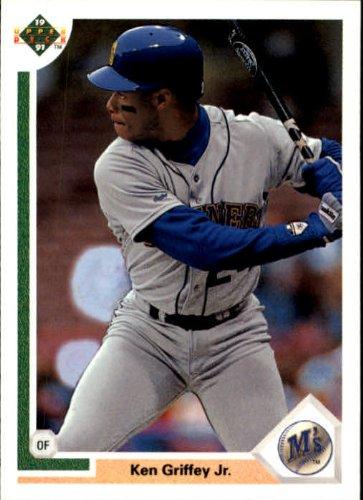 1991 Upper Deck Baseball Card #555 Ken Griffey Jr.