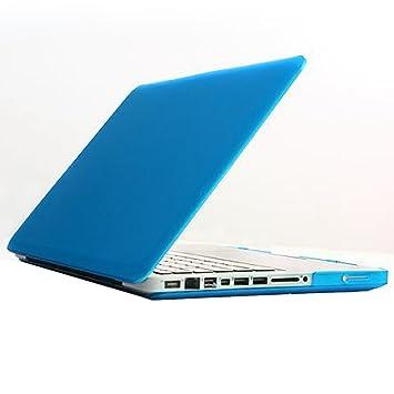 Carcasa rígida de goma mate protectora para portátiles Apple ...