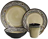 Cheap American Atelier 16-Piece Cordoba Dinnerware Set