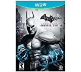 Batman:Arkham City-Armored Edition - Wii U