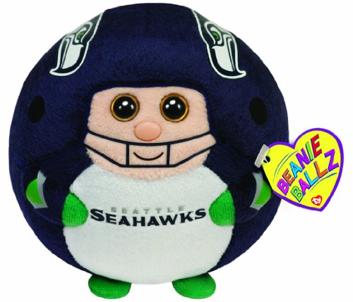 5a55e4956c6 Ty Beanie Ballz Seattle Seahawks - NFL Ballz - Buy Online in Oman ...