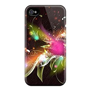 Hot Snap-on Abstract Hard Cover Case/ Protective Case For Iphone 4/4s