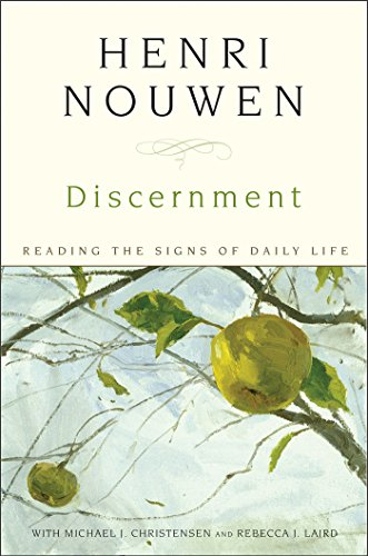 Discernment: Reading the Signs of Daily Life cover